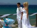 Svatební obřad, ostrov Zakynthos