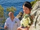Svatba v Řecku - ostrov Skopelos