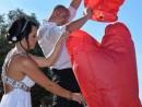 Svatební obřad - ostrov Skopelos