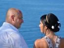 Svatební foto - ostrov Skopelos