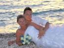 Novomanželské foto - Lefkada
