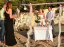 Svatební obřad na ostrově Skopelos