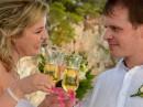 Svatební obřad - Řecko, ostrov Skopelos