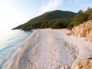Panenská pláž, Kefalonie
