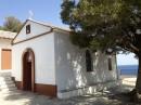 Kaplička Mamma Mia, Skopelos