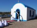 Svatba u kapličky St.Stefanos, Kastri, ostrov Kos
